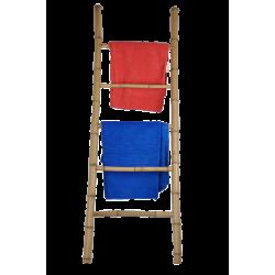 Towel holder Bamboo 190cmx50cmx 6 bars