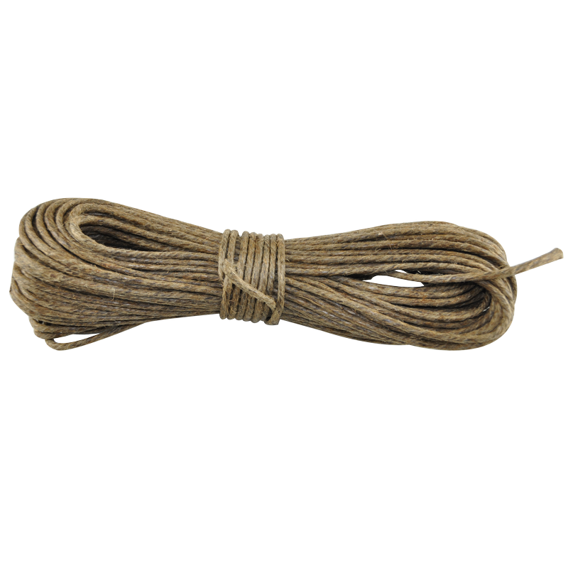 Paved Hemp Rope Ø 4mm