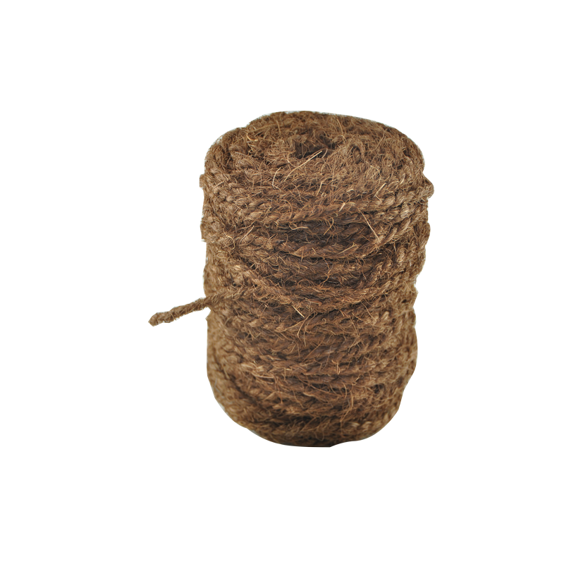 Brown Coco Rope Ø 4mm