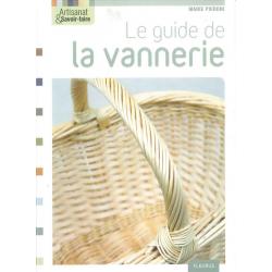 Livre Le Guide la Vannerie (Editions Fleurus)