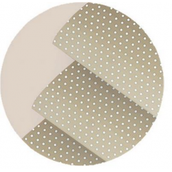 Micro Perforated Aluminum Blind 25mm,  Metal Grey