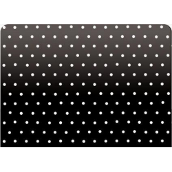Micro Perforated Aluminum Blind 25mm,  Black