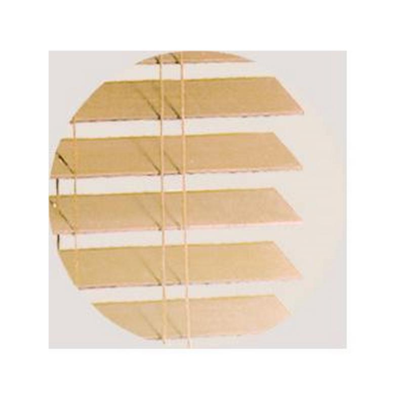 Wood Blind slat  35mm, Clear Beech