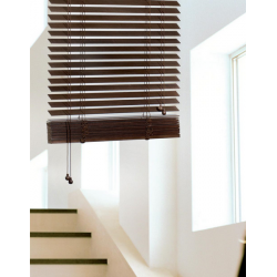Wood Blind slat  35mm, Clear Beech
