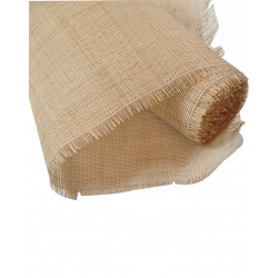 Square Mesh Open Rattan cane Webbing Half bleached 2x2.2mm