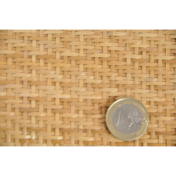 Diagonal Rattan Cane Webbing 2x2 mm Half bleached